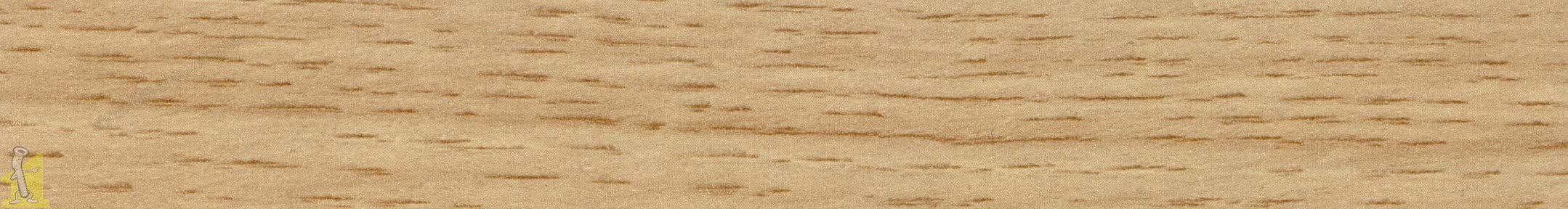 Крайка меламінова меблева з клеєм Zbytex 21мм дуб мілано №270