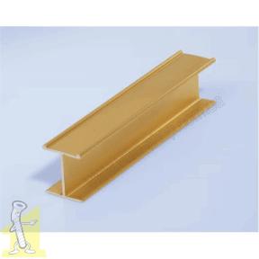 Профіль Sevroll H18 золотий 3,00м