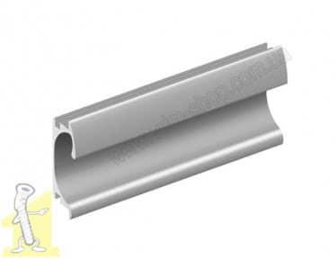 Профіль ручка Sevroll 008 срібло-3,00м