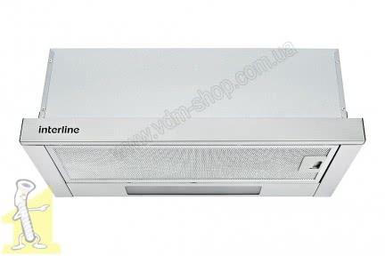 Кухонна витяжка INTERLINE SLIM 60 INOX (650) X/S A/60/2/T