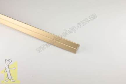 Т-профіль Sevroll ZW золотий 3,00м  00707