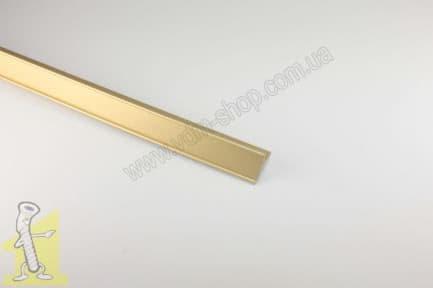 Т-профіль Sevroll 18-Decor золотий 3,00м  01374