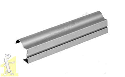 Ручка Sevroll В2 Factor II 16 срібна 2,70м  02734