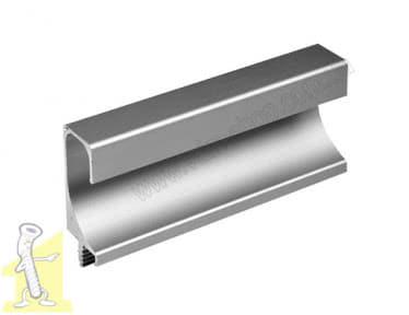 Профіль ручка Sevroll 006 срібло-3,00м