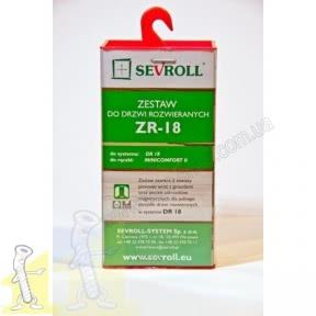 Комплект розпашних дверей Sevroll ZR-18 10024-SV