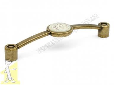 Ручка скоба Virno Azure 103/128 MLC A11 бронза