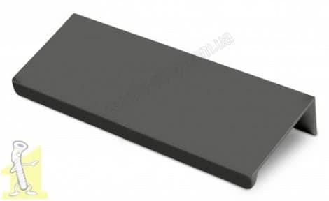 Ручка меблева GTV HEXI 96х150 чорна UA-HEXI96-20M