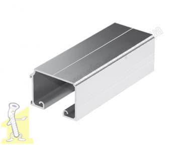 Направляюча Exclusive Sevroll 1,20м срібна