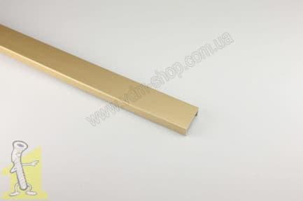 С-профіль Sevroll  16 золотий 3,00м 02034-T