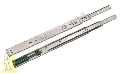 Направляюча Sevroll повного висуву з плавним дотягом H-45 L-450